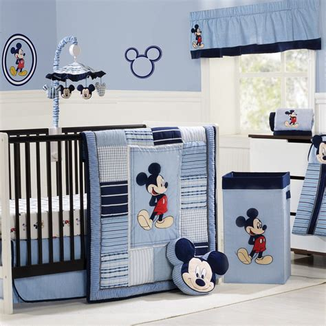 favored mickey mouse themes for baby boy room ideas with