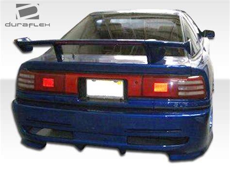 1992 Toyota Rear Bumper 1986 1992 Toyota Supra Duraflex Type X Rear Bumper Cover