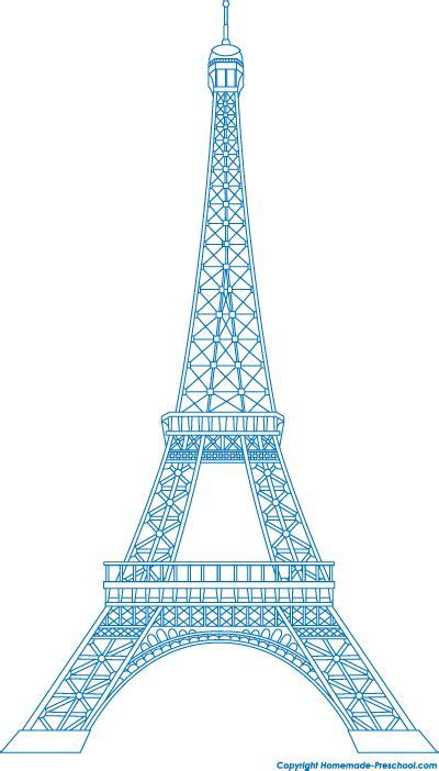 eiffel tower clipart free eiffel tower clipart