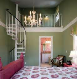 Bedrooms 2013 modern stairs in teenagers girls small bedroom
