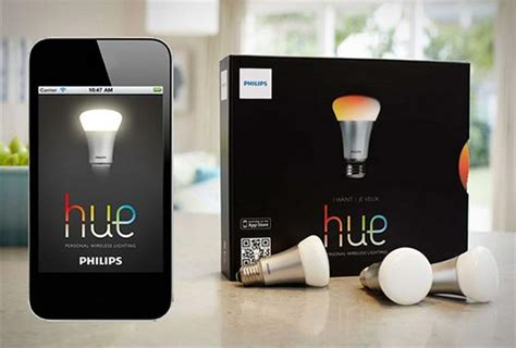 Philips Hue Light Bulb by Philips Hue Smart Led Light Bulbs Hiconsumption