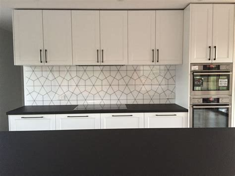 what do you think of this splashbacks tile idea i got from if you think this is a tile splashback think again our