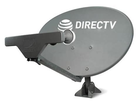 directv sl5 slimline 5 lnb satellite dish antenna with stub mount kit sl5t from solid signal