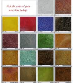 concrete color stain concrete stain color chart from solid impressions