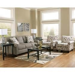 Living Room Chair Set Gusti Dusk Sofa Set W Accent Chairs Signature Design By