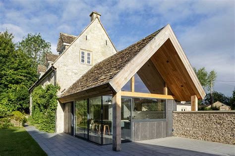 Cottage Kitchen Extensions by A Extension To A Grade Ii Listed 18th Century