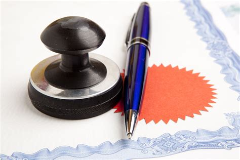 Notary Background Check Notarization Of Electronic Documents