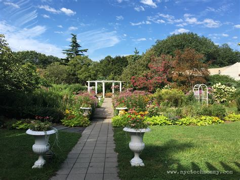 Awesome Image For Queens Botanical Garden Squaremove Co Uk Flushing Botanical Garden
