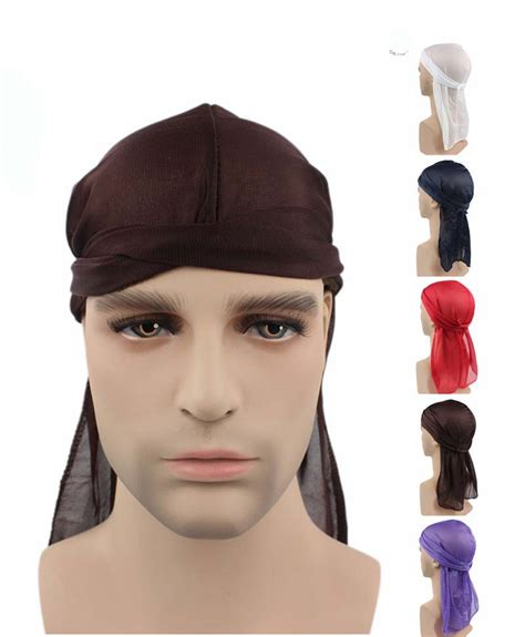 is it fashionable to wear a doo rag 2016 luxury fashion satin durag du rag doo rag head wrap