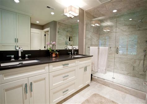 White Bathroom Vanity With Granite Top by Black Granite Top White Bathroom Vanity Salle De