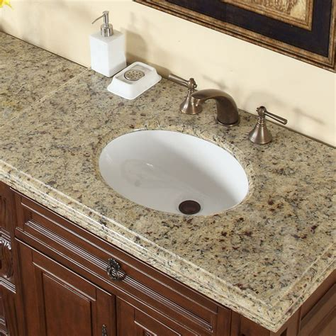 Bathroom Vanity With Granite Top Granite Top Bathroom Vanity Best Home Design 2018