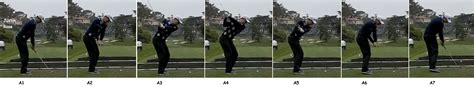 justin rose swing sequence the professional swing sequence thread instruction and