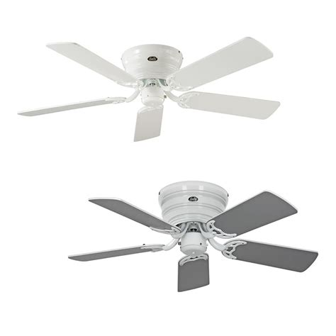 size of ceiling fan ceiling fan classic flat white flat in various sizes