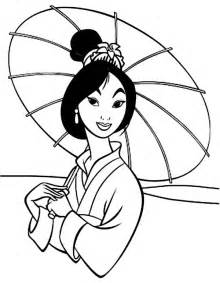 disney princess mulan coloring pages get coloring pages