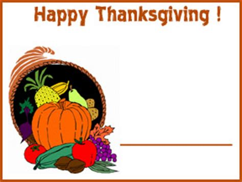 happy thanksgiving card template thanksgiving card templates for free happy easter