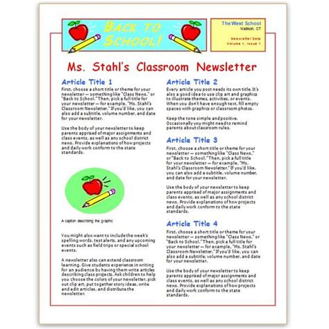 microsoft publisher newsletter templates free download oyle
