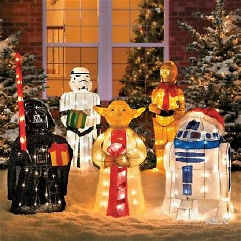 winter lawn decorations collection on ebay