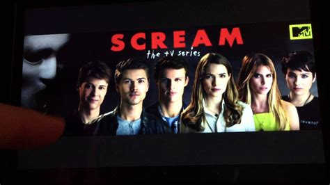 scream tv series hd wallpapers