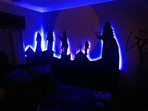the nightmare before christmas bedroom nightmare before christmas