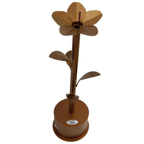 Hibiscus Outdoor Smoking Receptacle