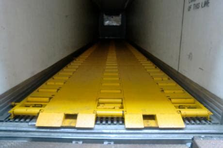 Turn A Regular Trailer Into A Roller Bed Innovative Transport Solutions