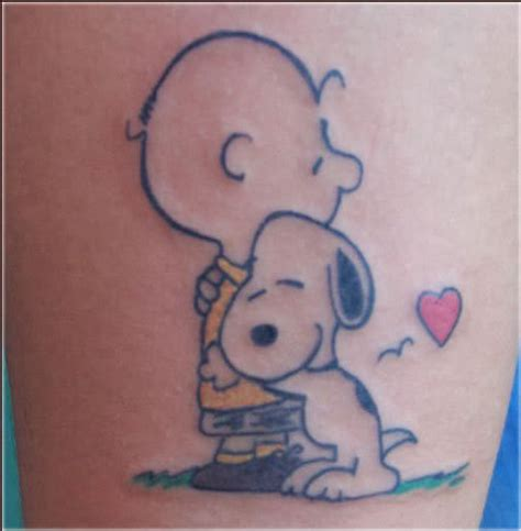 snoopy tattoo designs mayor