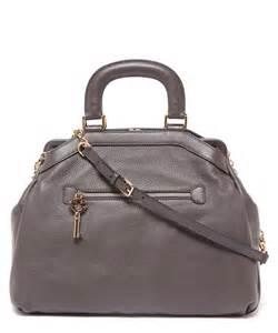 Designer Handbag Sale 20 Sale Items Eluxury by Dolce Gabbana Large Textured Leather Handbag In Slate