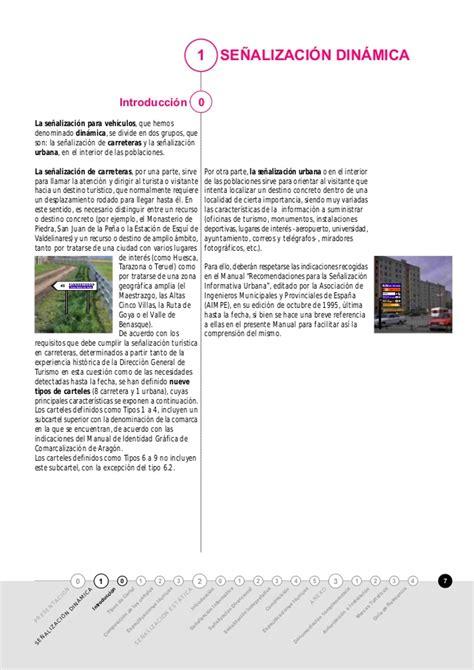 manual de layout en español manual de se 241 alizacion turistica gobierno de aragon espa 241 a