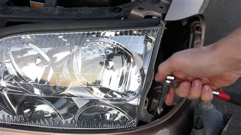 light ls how to remove a lexus ls400 headlight