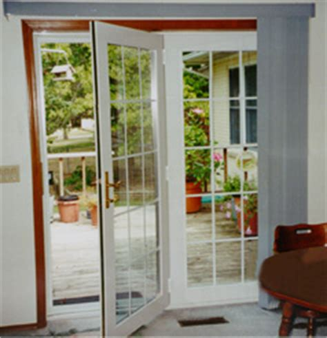 Patio Door Swing Direction Weather Wise Patio And Doors