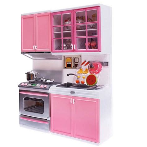pretend kitchen furniture leadingstar size dollhouse furniture kitchen burger fast k c r