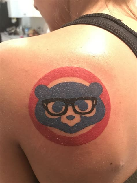 chicago cubs tattoo my chicago cubs tattoos cubs