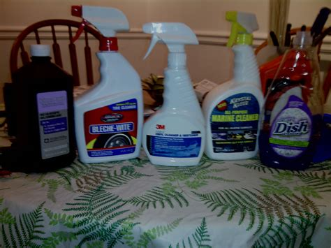 best boat seat cleaner cleaning your vinyl boat seats mildew