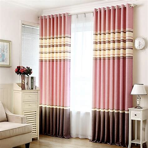 thick linen curtains contemporary brief faux linen blackout thick modern curtains