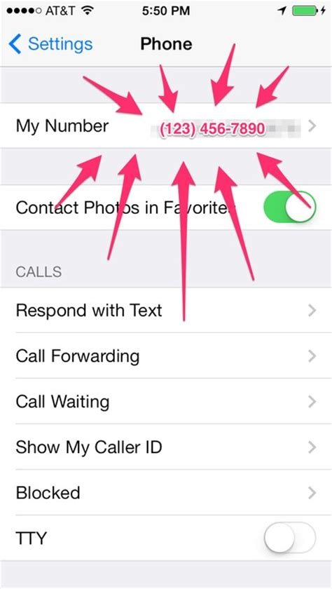 How To Search A Phone Number Here S How To Find Your Own Phone Number On Your Iphone