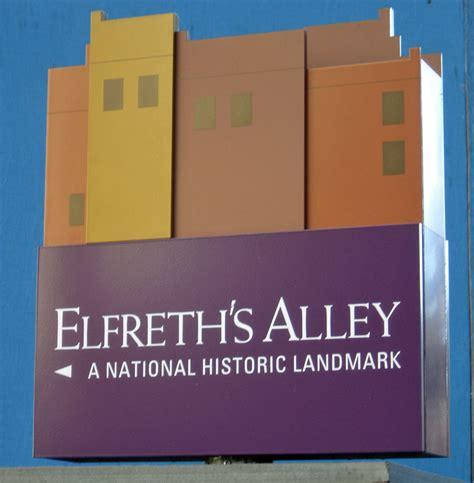 elfreth s elfreths alley old city philadelphia pennsylvania