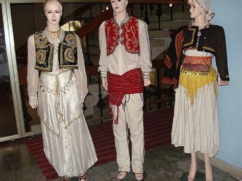 Delvina Dress albaniens reiche folklore folk und tanz touren