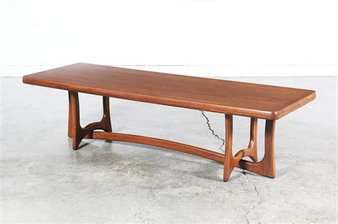 adrian pearsall coffee table adrian pearsall style walnut coffee table vintage supply