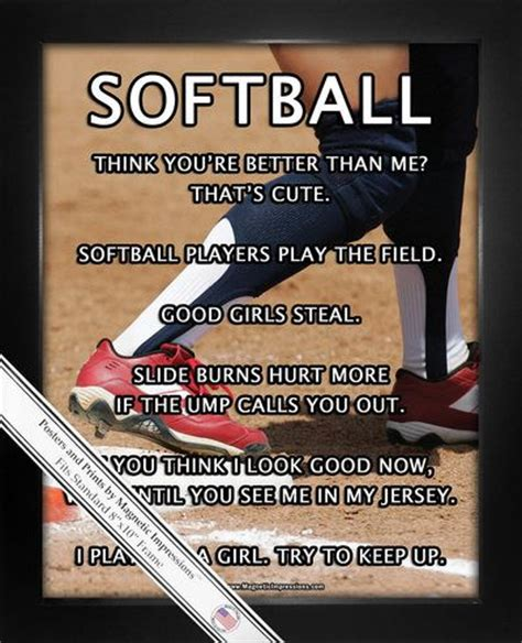 printable softball quotes 563 best images about shop magnetic impressions products