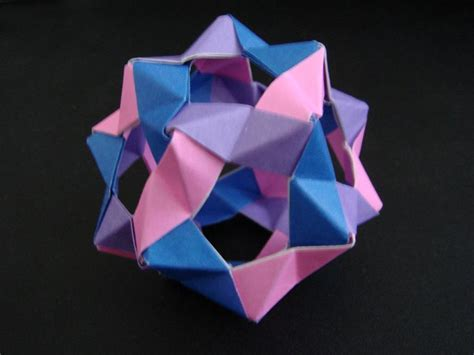 Math Of Origami - origami in the geometry classroom mathematical