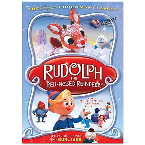 classic christmas movies rudolph the red nosed reindeer christmas movie classic dvd