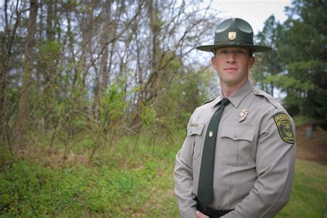 why i became a conservation officer vdgif