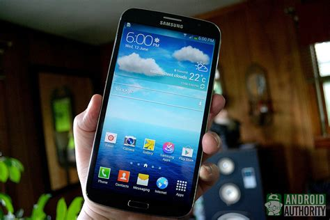 Samsung Mega 6 3 samsung galaxy mega 6 3 review