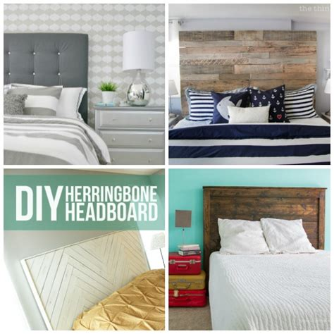 8 how to make a diy headboard tip junkie