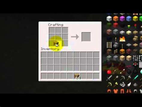 banco da lavoro minecraft minecraft tutorial come creare un banco da