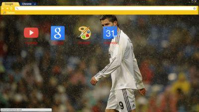 theme google chrome cristiano ronaldo portugal chrome themes themebeta
