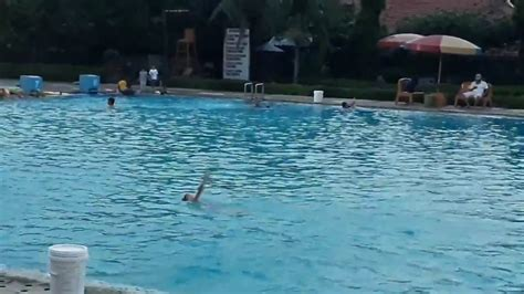kolam renang marinir cilandak  maret  youtube