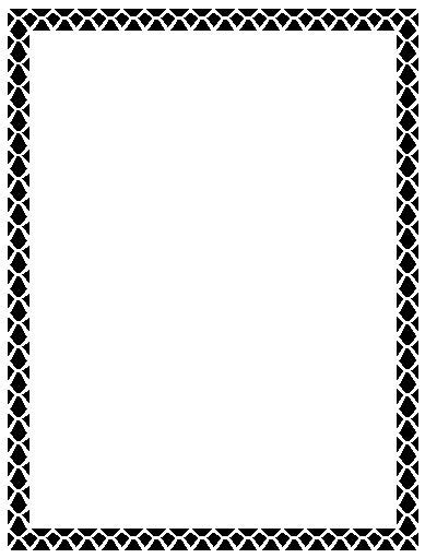 fancy borders for word clipart best