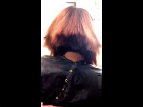 marvin hayes two toned bobs layered bob precision cut stylist marvin hayes youtube