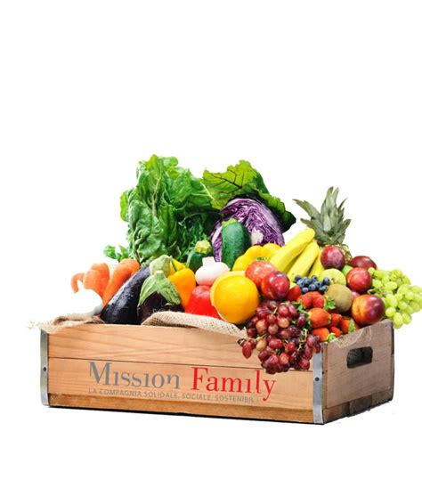 cassetta di frutta cassetta frutta e verdura mista per 2 persone